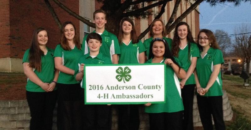 2016 Ambassadors Club