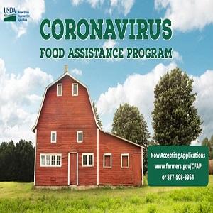 Corona Virus Food Assistance