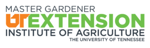 Master Gardener UT extension Institute of Agriculture - The University of Tennessee